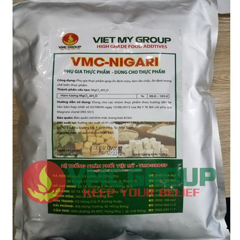 VMC NIGARI dong ket dau hu