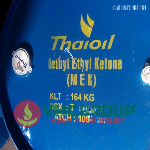 METHYL ETHYL KETONE THAIOIL PHUY 164KG