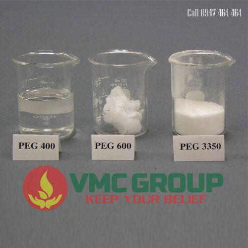 Polyethylene glycol 400 (EG 400 600