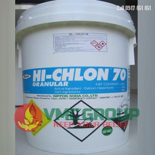 hi chlo 70 clorin nhat