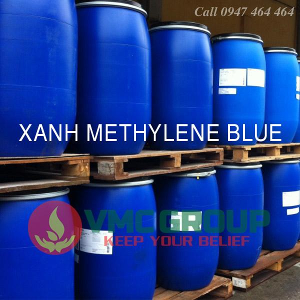 BÁN XANH METHYLENE BLUE – C16H18N3