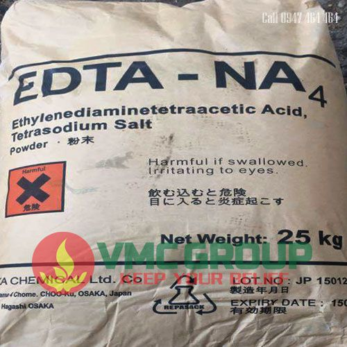 ETHYLENEDIAMINETETRACETIC ACID – EDTA 4NA
