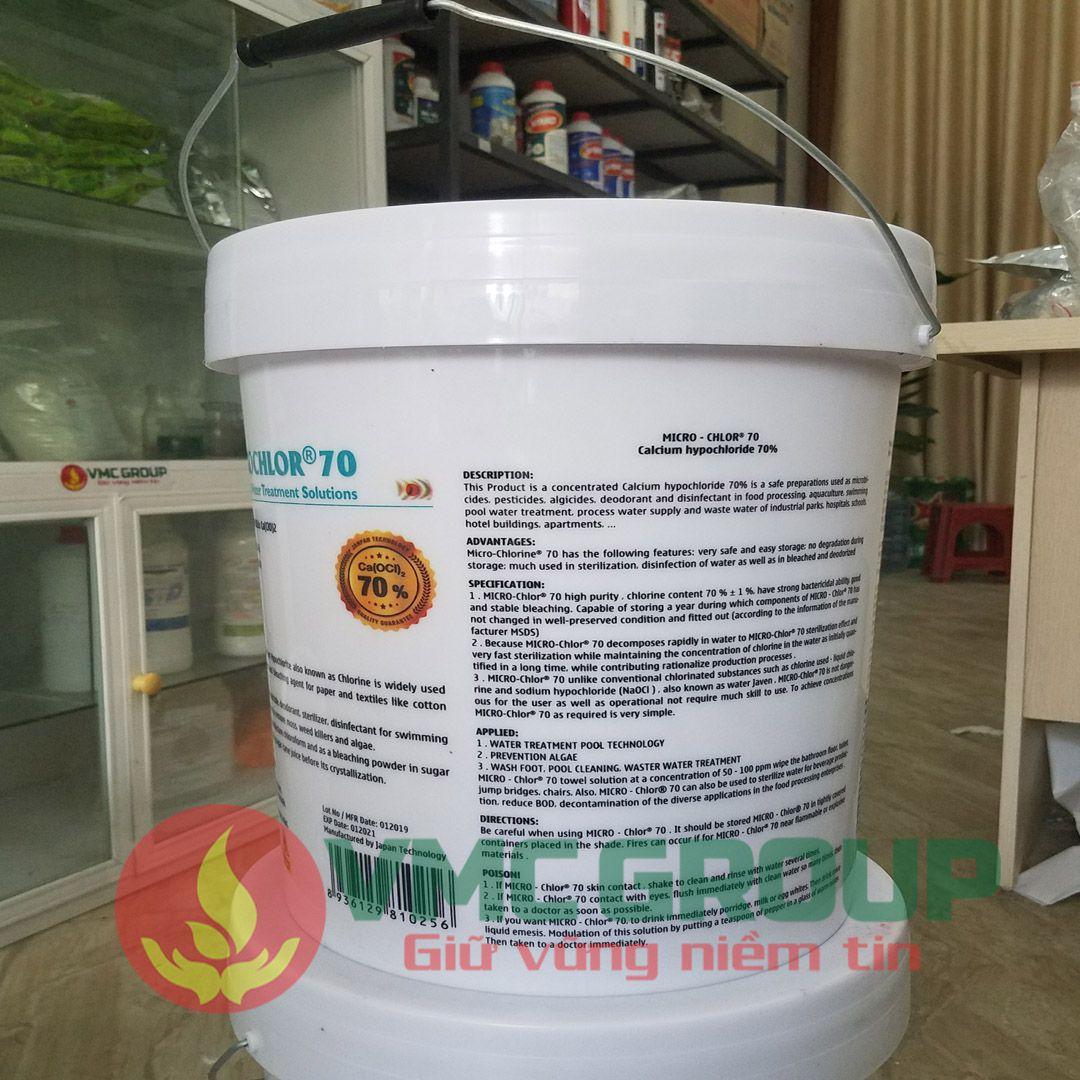 microchlor 70 clorin japan