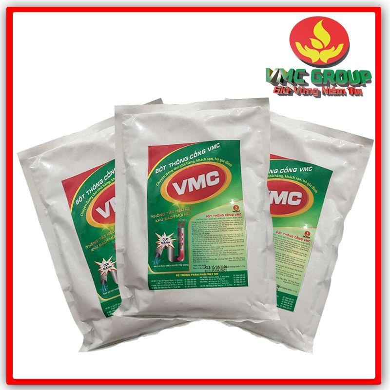 BỘT THÔNG CỐNG VMC 1