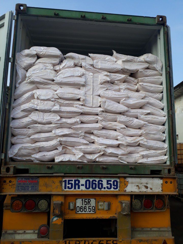 Polyme Ferric Sulphate PFS 1